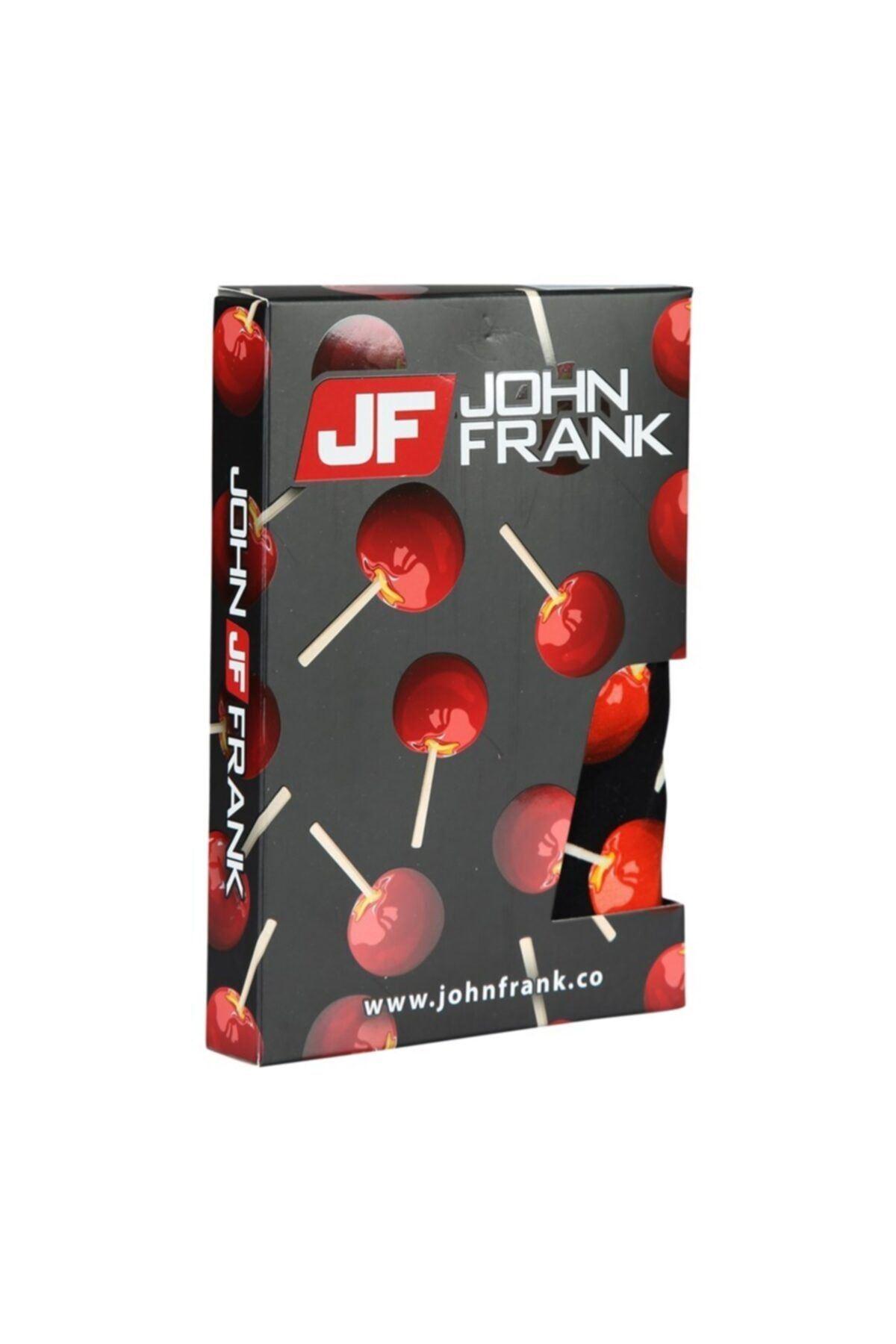 JOHN FRANK JFBD296-APPLE CANDY ERKEK BOXER DESENLİ